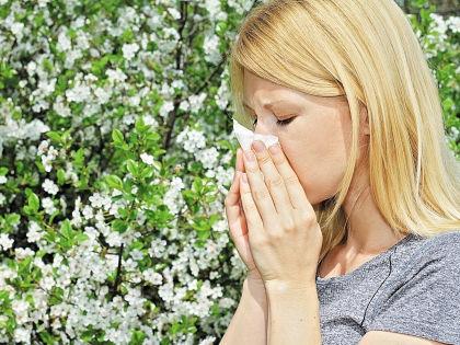 Аллергия может сделать жизнь человека невыносимой // Shutterstock