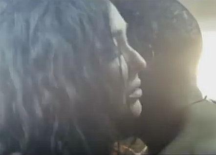 Кадр из нового клипа Лолиты // Кадр YouTube