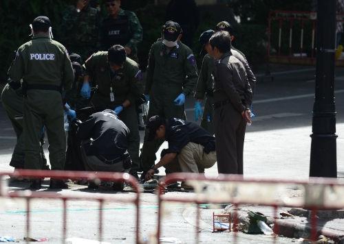 В Тайланде задержан террорист // Global Look press