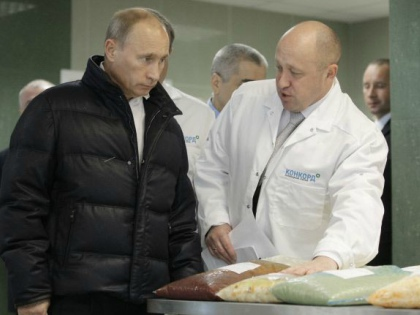 Евгений Пригожин для Кремля человек не чужой // РИА «Новости»