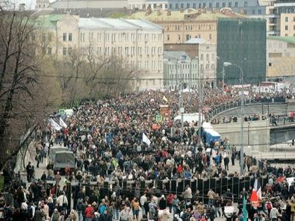 Митинг оппозиции состоится 12 декабря // Global Look Press