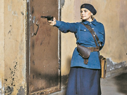 Подобных ролей Ирина Пегова раньше не играла // «Первый канал»