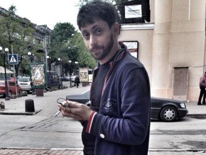 Тимур Олевский // личная страница журналиста в Facebook