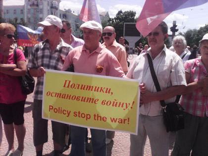 Страница Олега Царева в Facebook