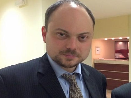 Владимир Кара-Мурза-младший  // личная страница в Facebook