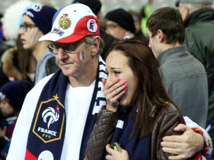 На стадионе Stade de France // Global Look Press