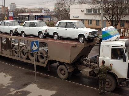 В правительстве не поддержат отмену транспортного налога // Александр Щемляев / Global Look Press