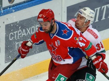 хоккей // Дмитрий Голубович/Russian Look
