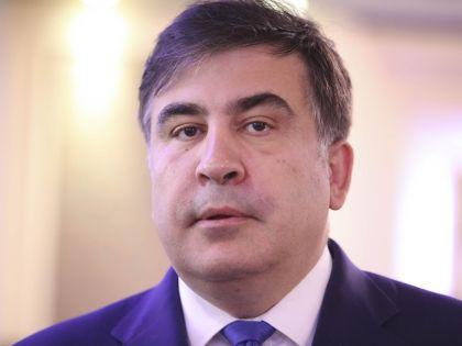 Михаил Саакашвили // Nazar Furyk / Global Look Press