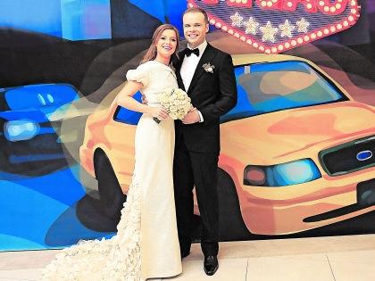 Юлия Савичева с мужем Александром Аршиновым // Ольга Лоскутова