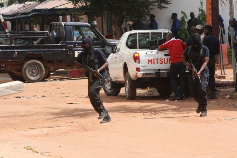 Новая атака боевиков в Мали: жертвами стали миротворцы ООН // Globall Look Press