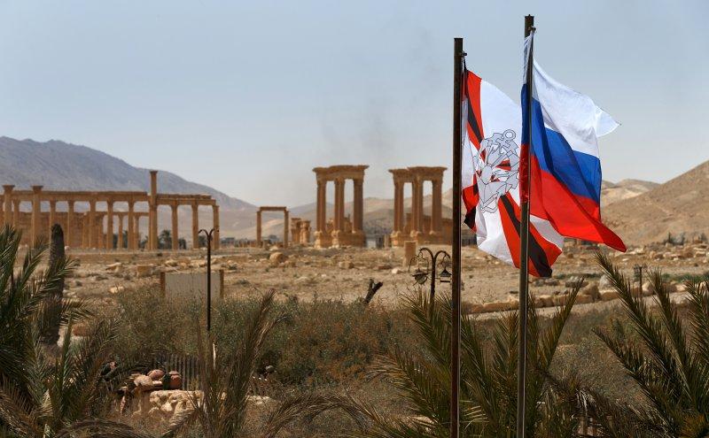 РФ и Сирия // Global Look Press