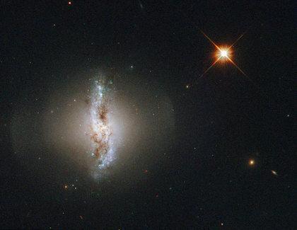 Разумная жизнь может зарождаться на окраинах Галактики // Global Look Press