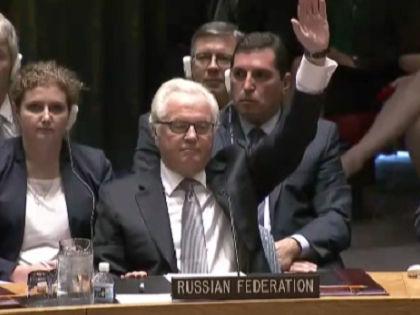"""При голосовании в Совбезе РФ оказалась единственной страной, высказавшейся против создания трибунала по """"Боингу"""" // стоп-кадр"""