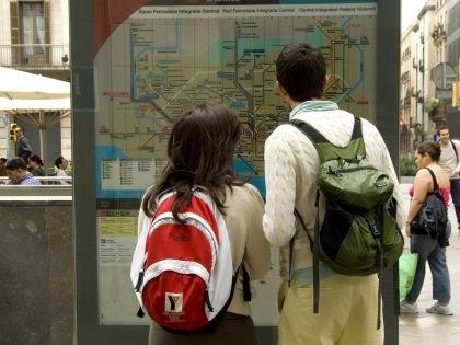 Российские студенты могут позволить себе только экскурсию в Москву? // Global Look Press