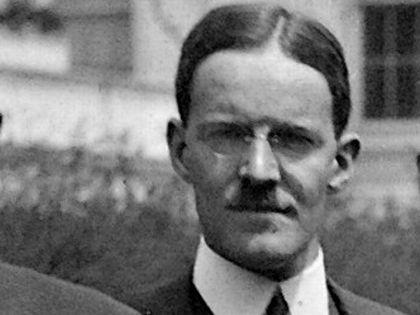 Аллен Даллес, будущий глава ЦРУ США, в 1926 г. // Russian Look