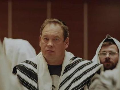 Леонид Слуцкий в рекламе открытия еврейского культурного центра «Жуковка» // Стоп-кадр YouTube