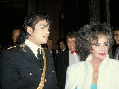 Дружба Майкла Джексона с Элизабет Тейлор оказалась роковой? // Michael Jacobs / Global Look Press