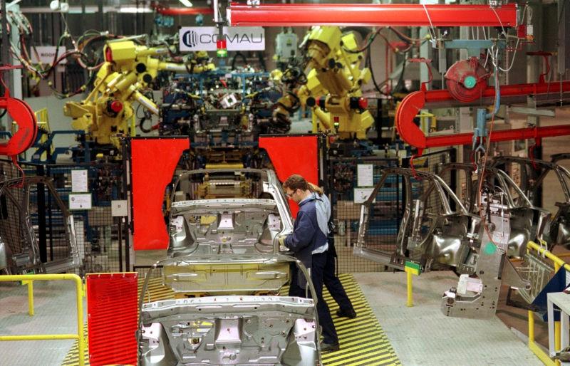 Уволенные сотрудники General Motors могут поехать на Дальний Восток // Global Look Press