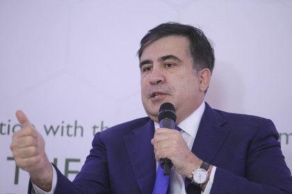 Саакашвили начнет независимую борьбу с коррупцией на Украине // Nazar Furyk / Global Look Press
