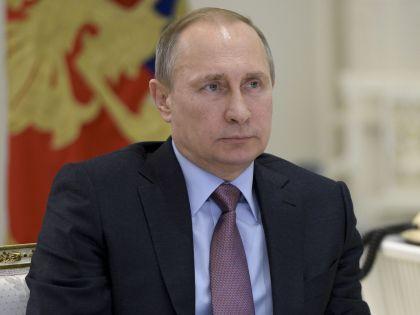 Владимир Путин // Алексей Никольский / Russian Look