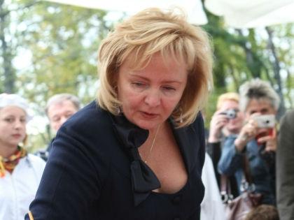 Бывшая супруга Путина // Global Look Press