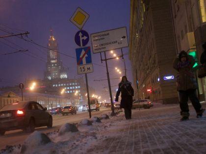 В Россию внезапно пришло атлантическое тепло // Дмитрий Савостьянов / Global Look Press