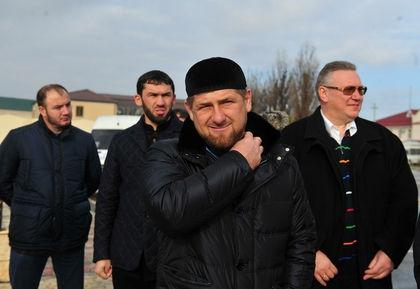 Рамзан Кадыров // Pravda Komsomolskaya / Russian Look