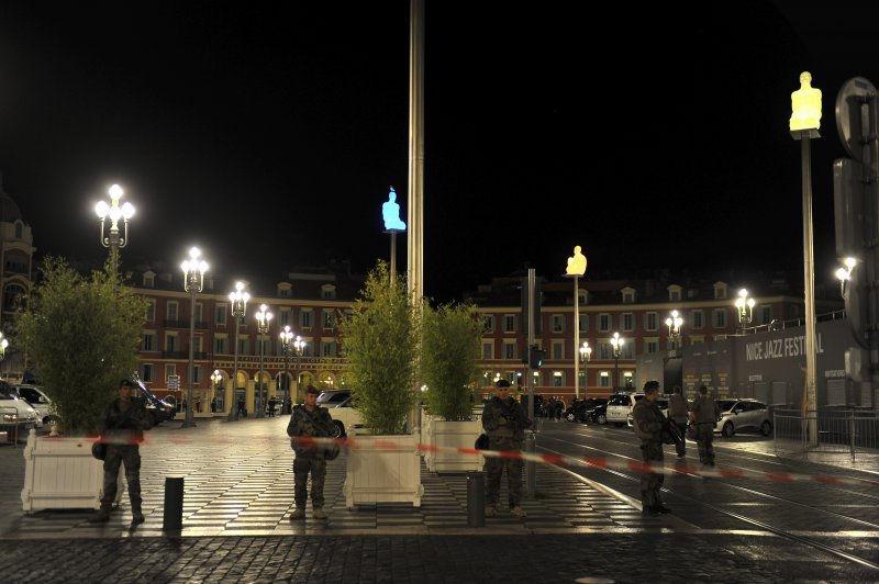 Теракт в Ницце // Global Look Press