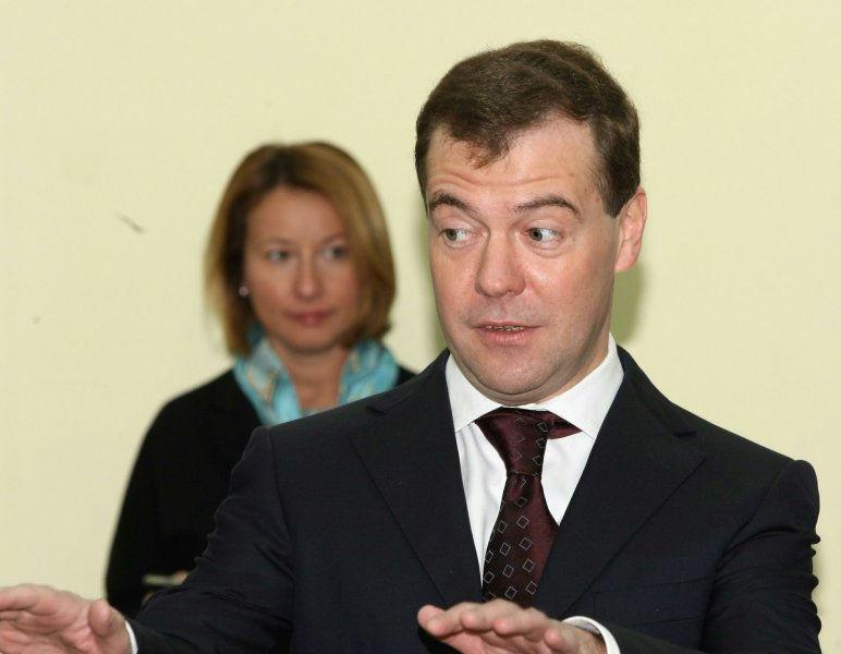 Медведев // Global Look Press