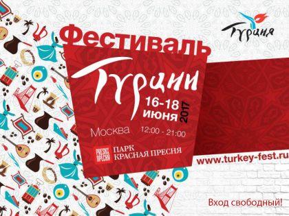 Фестиваль Турции // фрагмент афиши