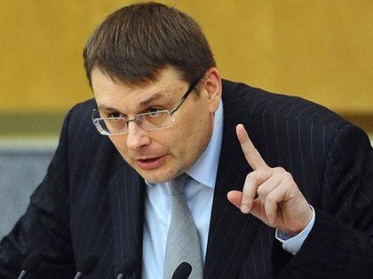 Депутат уверен, что знает, как спасти экономику // Сайт Евгения Фёдорова