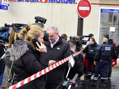 В заложниках находятся до 6 человек // Global Look Press