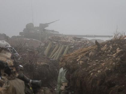 Боевые столкновения идут на окраинах Дебальцево  // Global Look Press