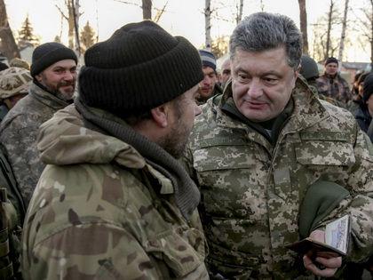 Порошенко надеется, что обращение будет передано в ООН в ближайшее время // Пресс-служба президента Украины