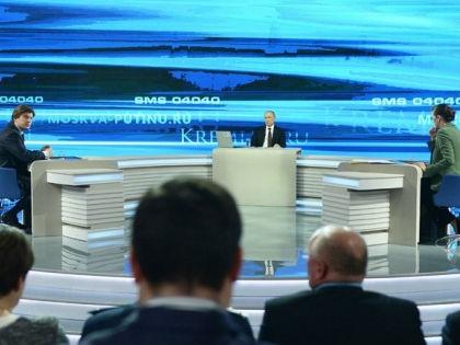 Продолжительность программы в 2014 году составила 3 часа 54 минуты // Сайт Кремля