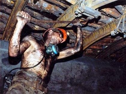 Количество заблокированных под землей горняков уточняется // Сайт шахты им. А. Ф. Засядько