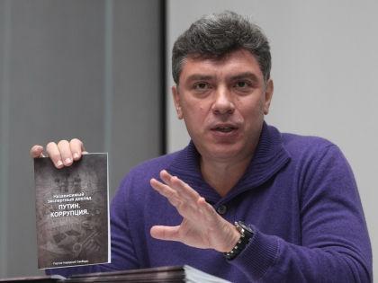 Бориса Немцова застрелили рядом с Кремлем // Russian Look