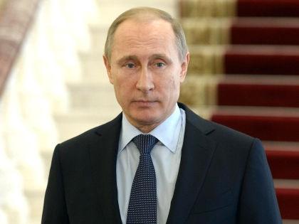 Владимир Путин комментирует ситуацию со сбитым Су-24 // Global Look Press