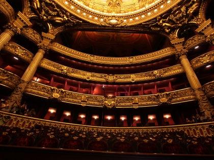 Мюзикл «Призрак оперы» // архив пресс-служб