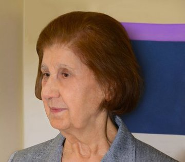 Мать Башара Асада Аниса Махлюф // Twitter / @Presidency_Sy