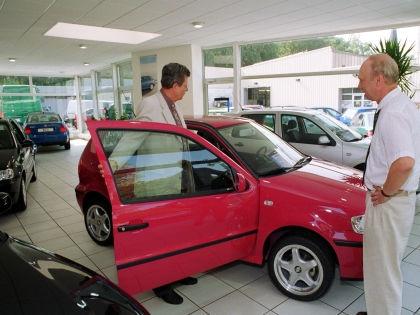 Покупка авто // Global Look Press