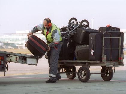 С помощью специального устройства можно проследить за своим же багажом // Global Look Press