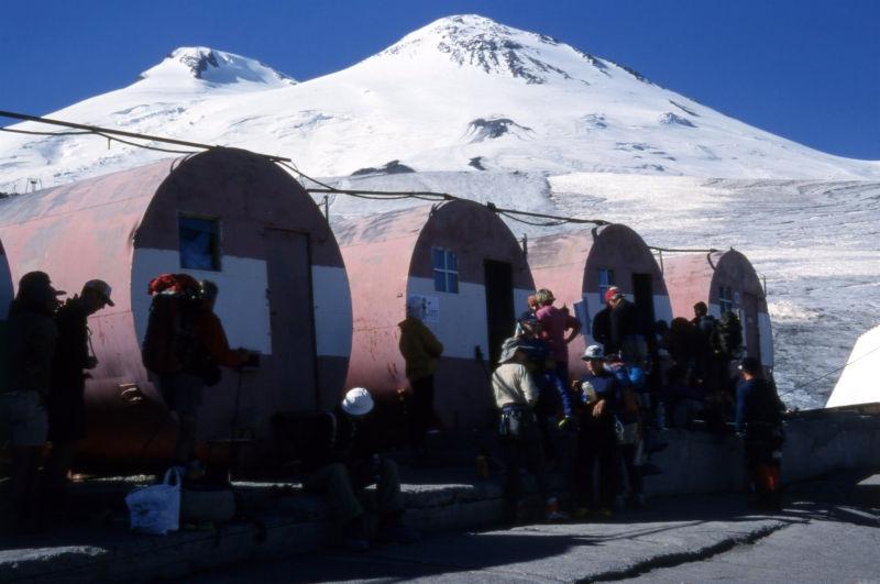 На Эльбрусе погиб российский альпинист // Konstantin Mikhailov/Global Look Press