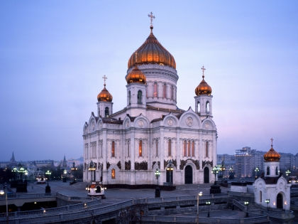 Храм Христа Спасителя // Георгий Розов / Global Look Press