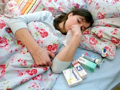 Не стоит недооценивать опасные последствия обычного гриппа // Global Look Press