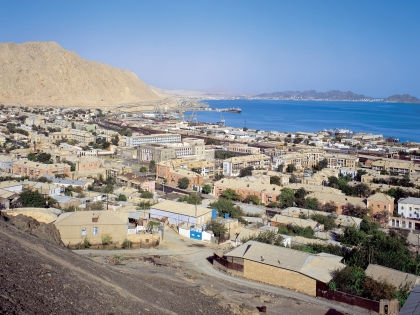 Соблазнительное побережье Туркменбаши // Global Look Press