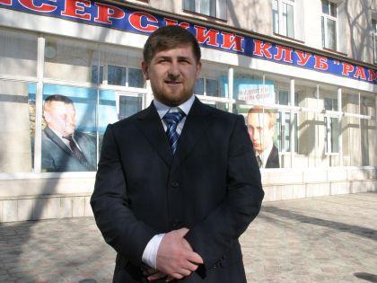 Рамзан Кадыров // Виктор Чернов / Global Look Press