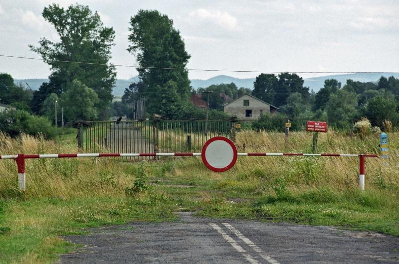 Россиянина подстрелили на границе с Украиной // Global Look Press