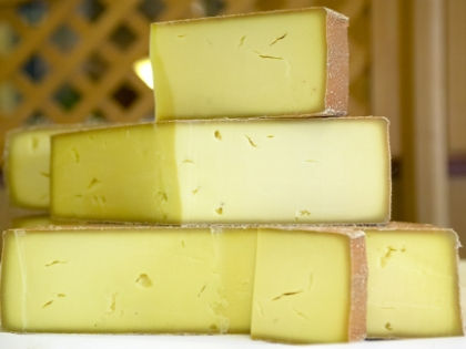 Сыр без пальмового масла // Global Look Press